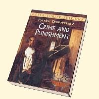 Преступление и наказание Ф.М. Достоевского на английском языке